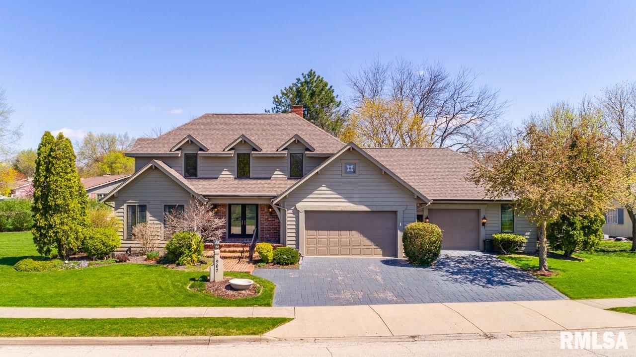 907 SUNSET Property Photo - Morton, IL real estate listing