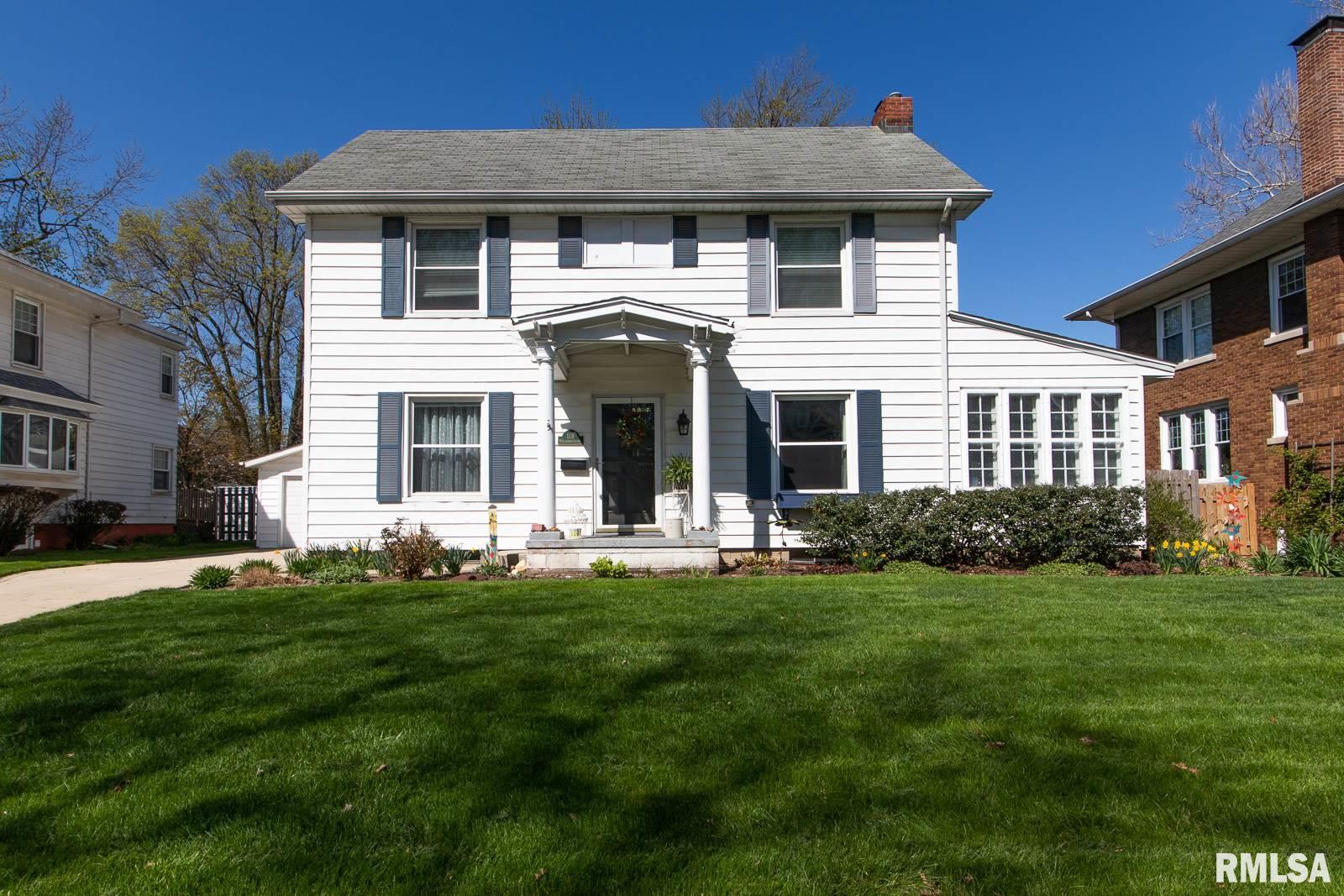 1119 N GLENWOOD Property Photo - Peoria, IL real estate listing