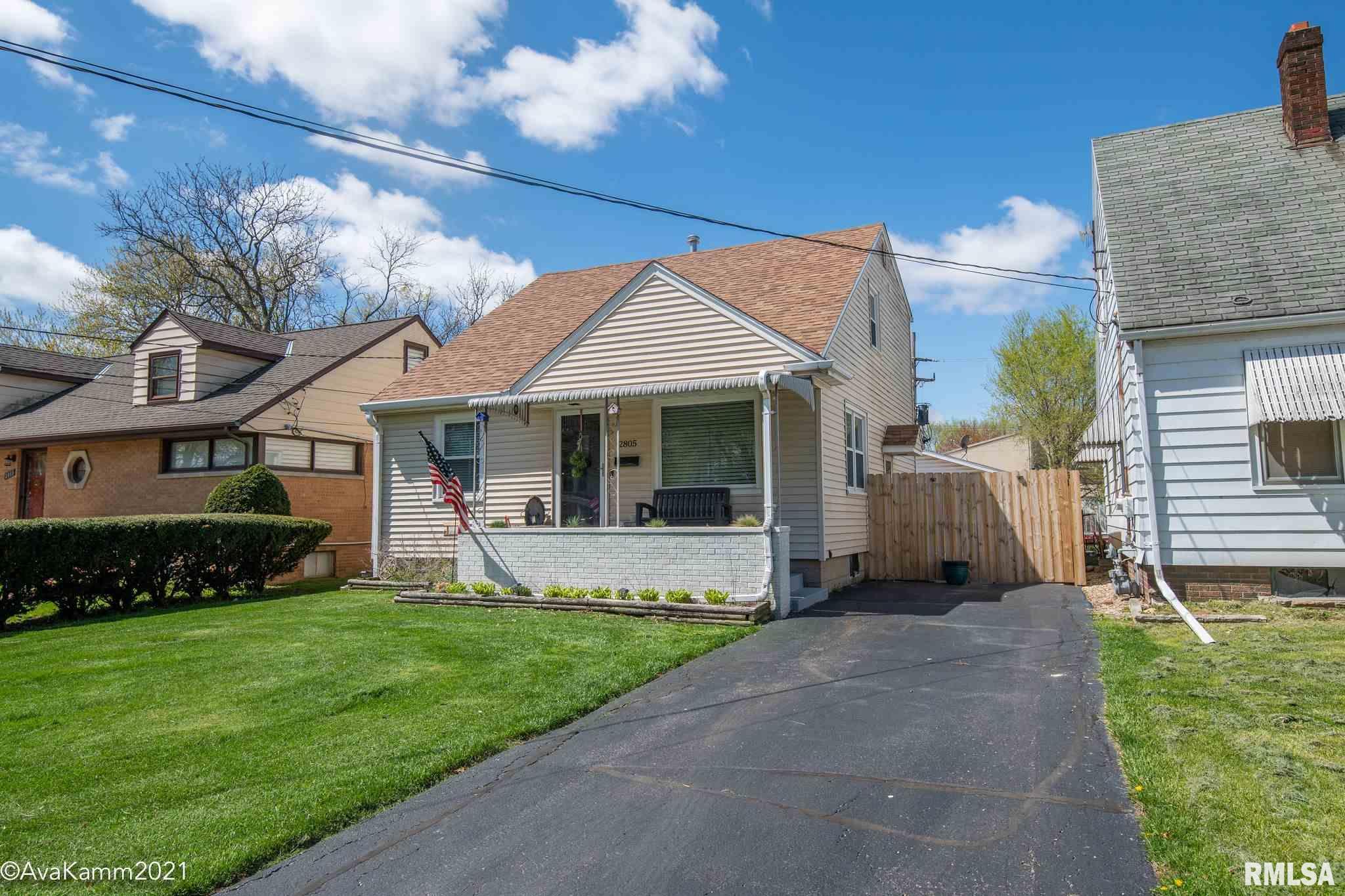2805 N DECHMAN Property Photo - Peoria, IL real estate listing