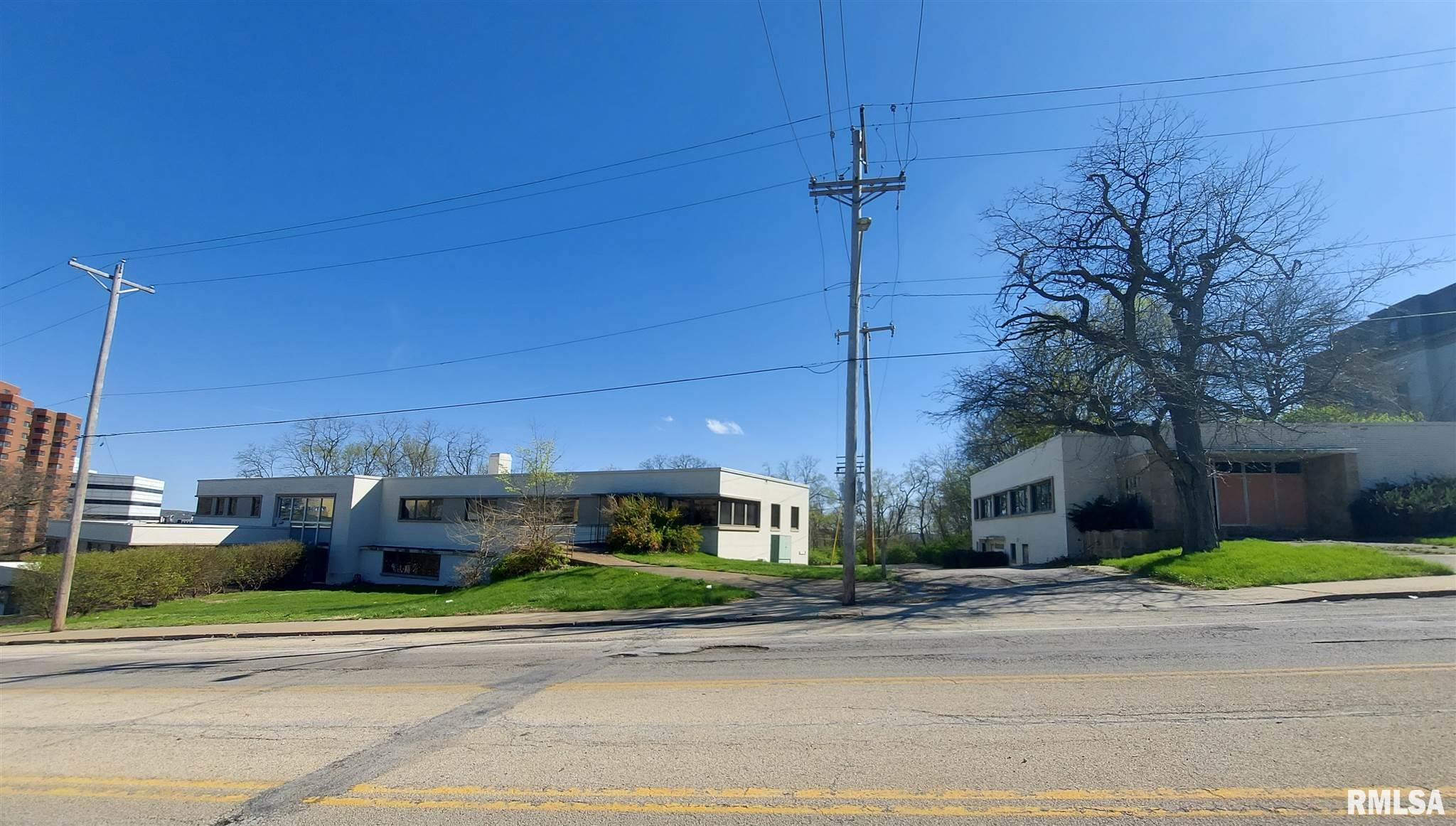 1101 and 1111 MAIN Property Photo - Peoria, IL real estate listing
