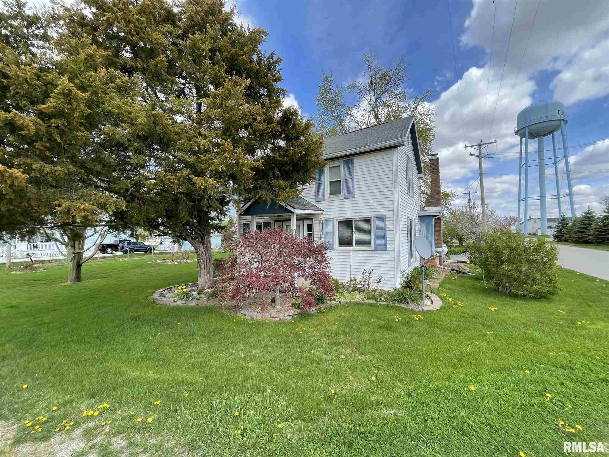 218 S PERRY Property Photo - Congerville, IL real estate listing