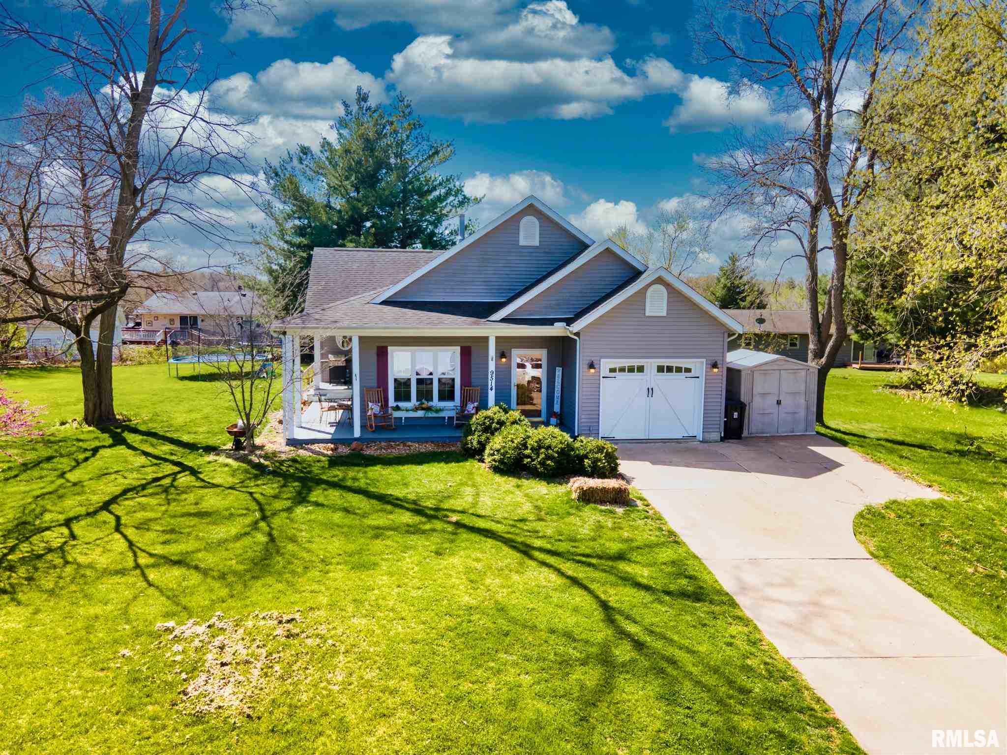 9514 W PELLINORE Property Photo - Mapleton, IL real estate listing