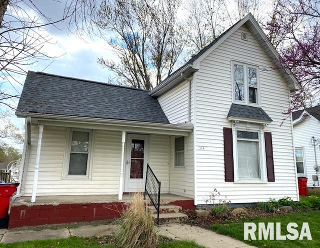 314 W HAWTHORNE Property Photo - Elmwood, IL real estate listing