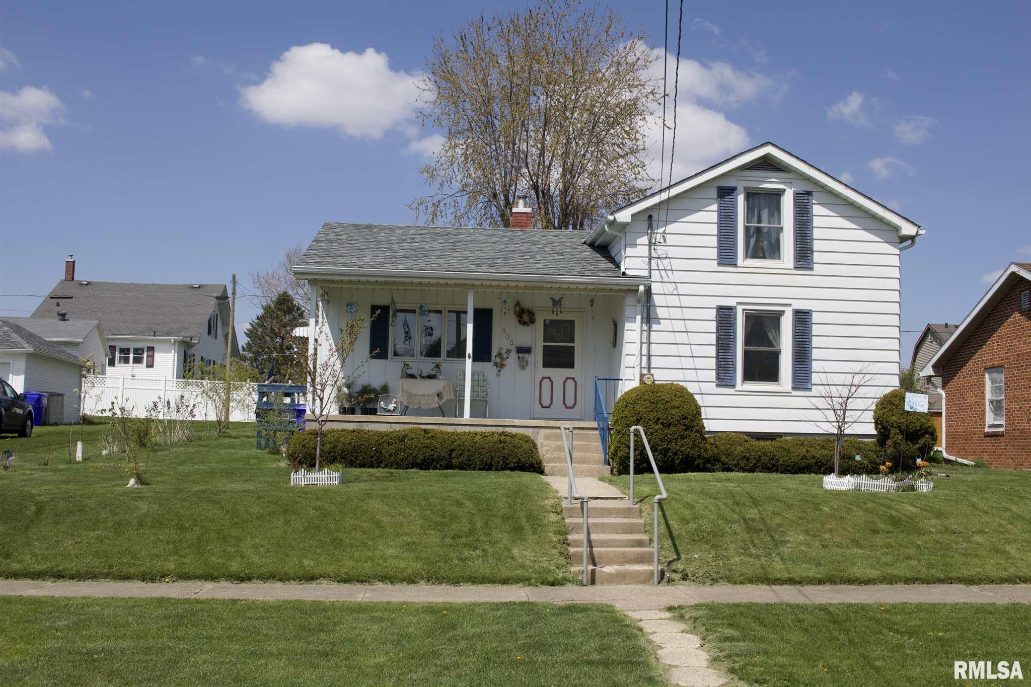 608 DIVISION Property Photo - Kewanee, IL real estate listing