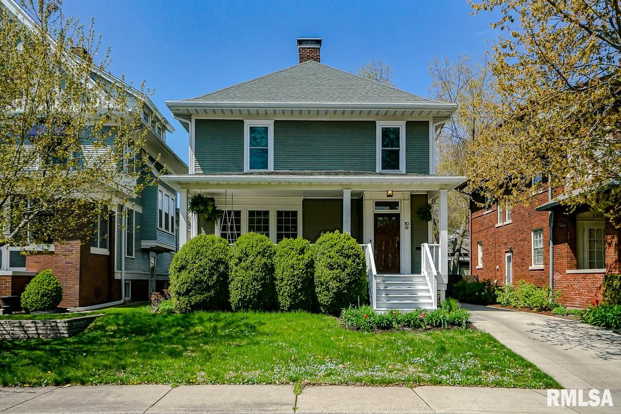 1019 N MAPLEWOOD Property Photo - Peoria, IL real estate listing