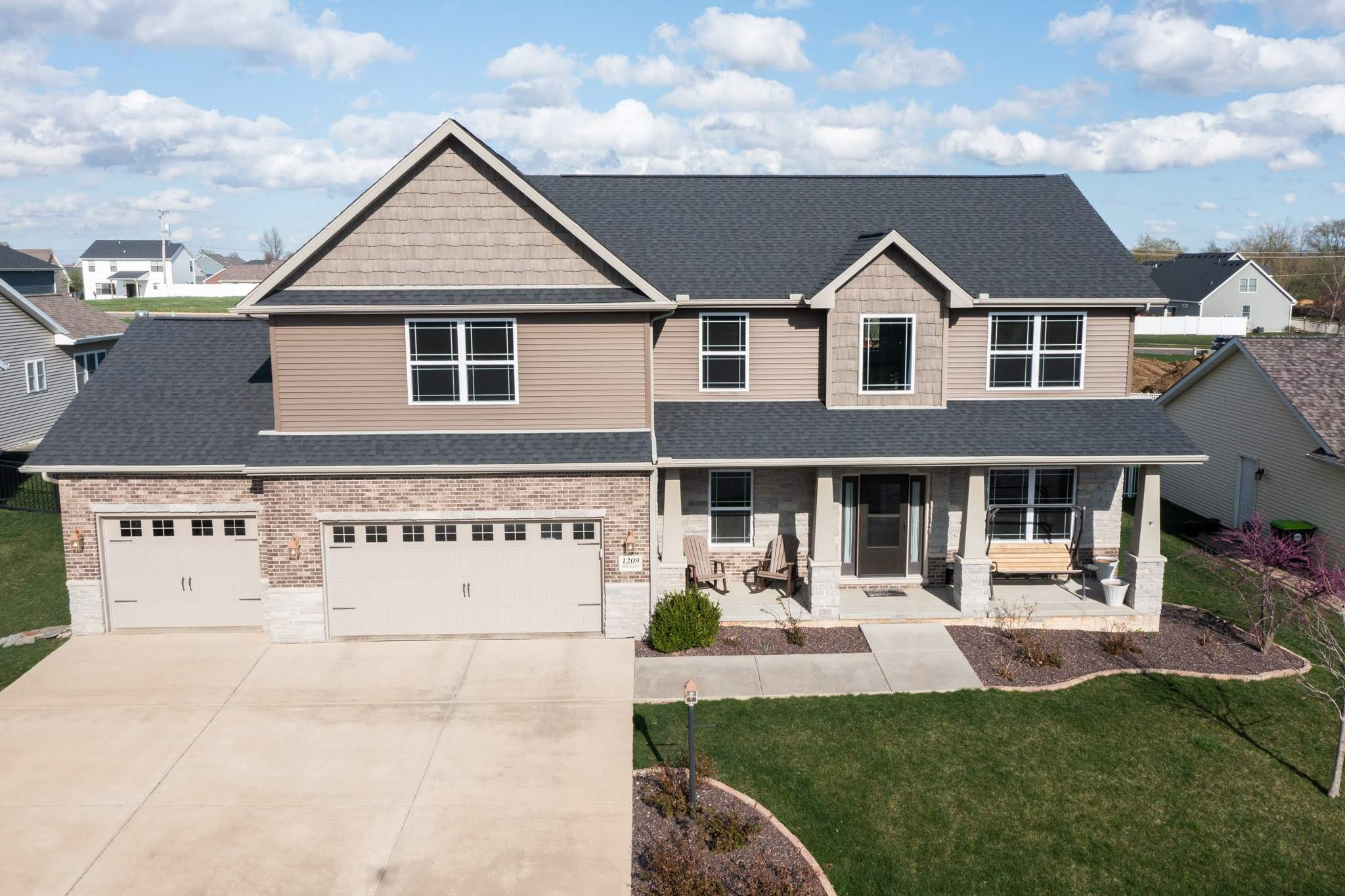 1209 DORCHESTER Property Photo - Washington, IL real estate listing