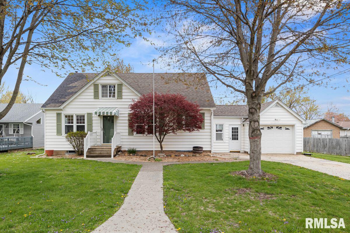 410 NE 2ND Property Photo - Hopedale, IL real estate listing