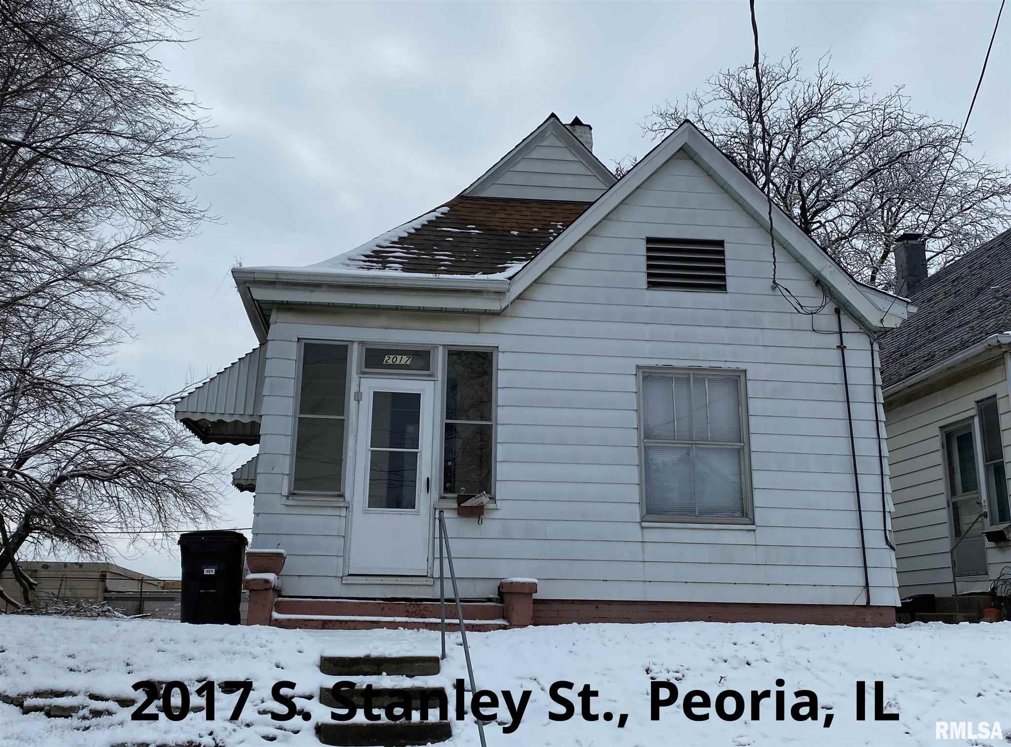 2017 S STANLEY Property Photo - Peoria, IL real estate listing