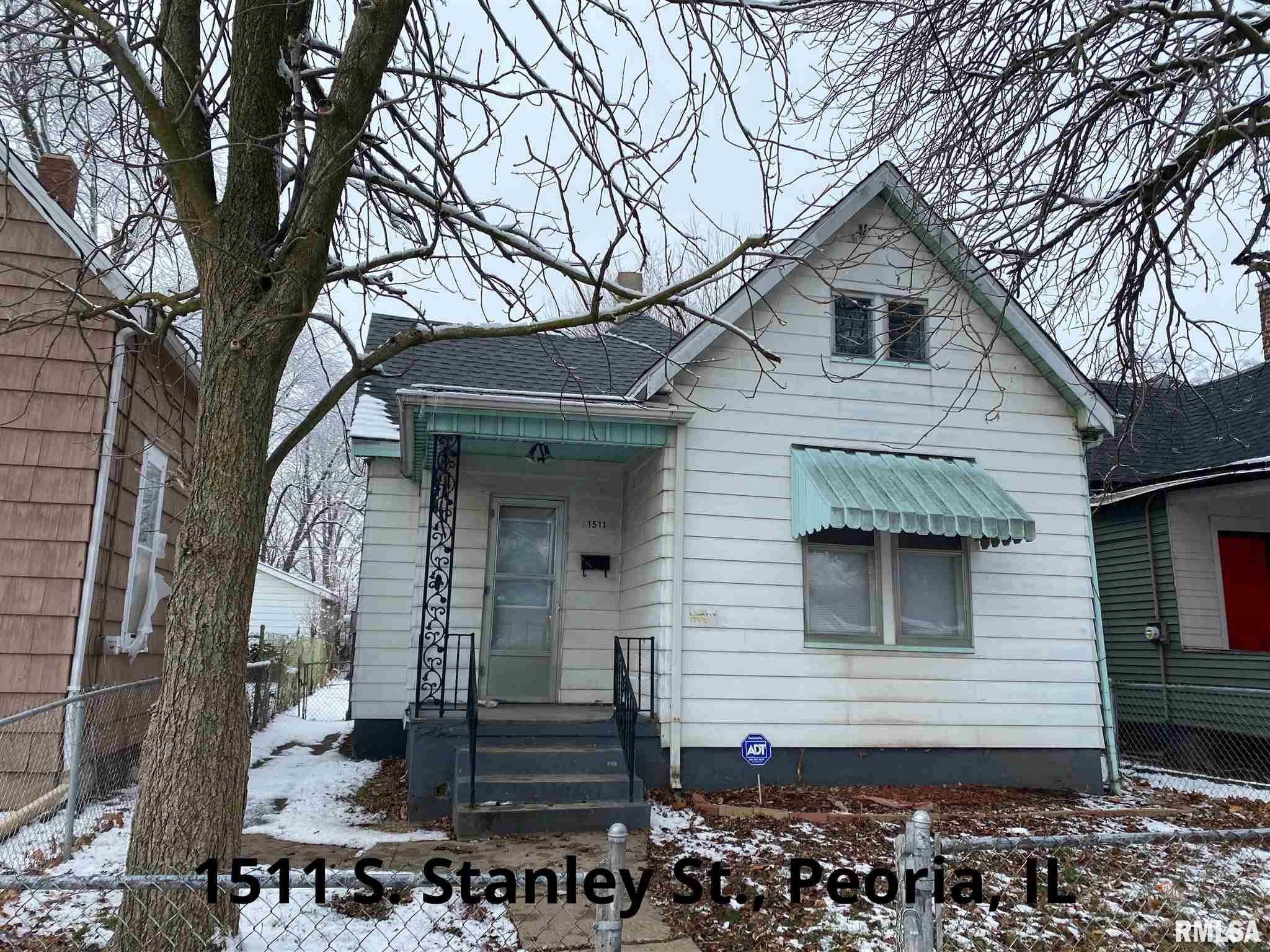 1511 S STANLEY Property Photo - Peoria, IL real estate listing