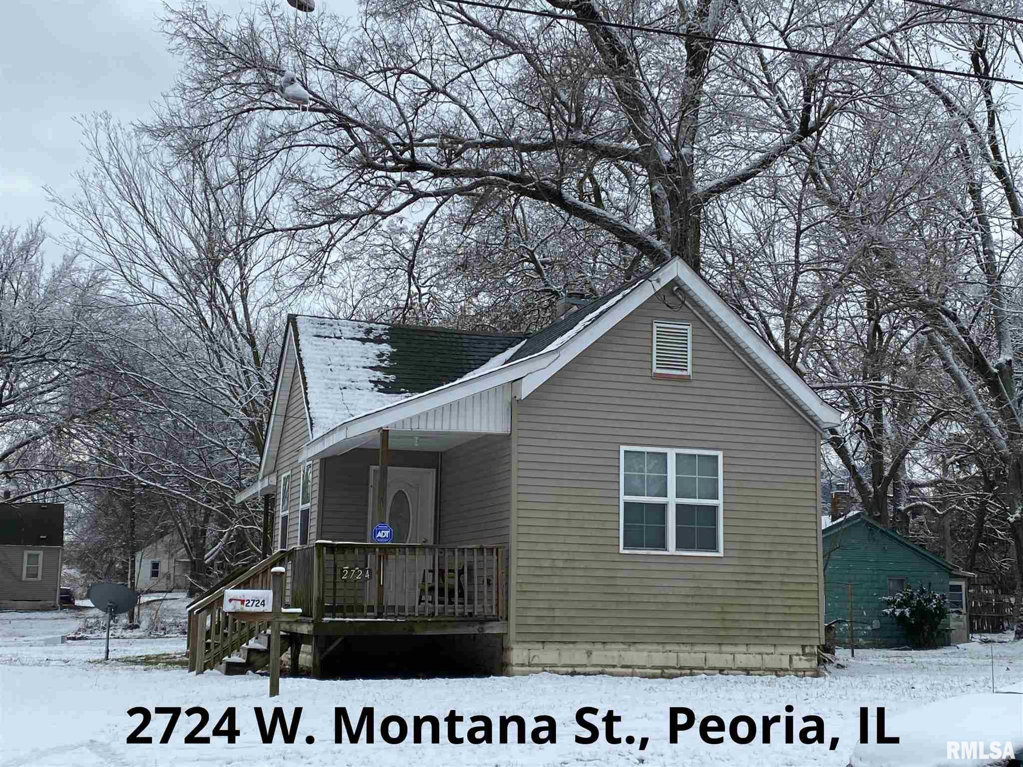2724 W MONTANA Property Photo - Peoria, IL real estate listing
