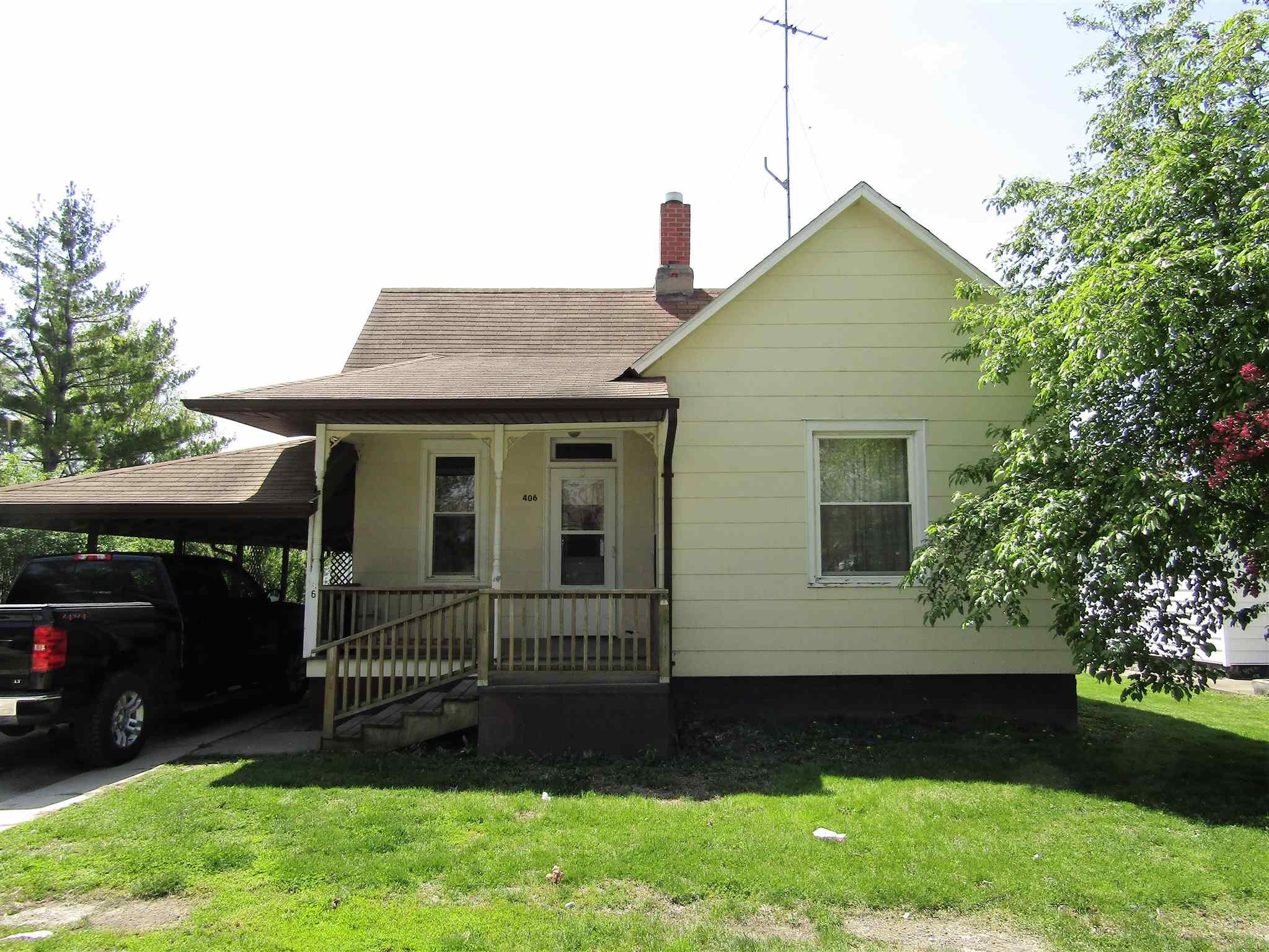 406 W STATE Property Photo - Astoria, IL real estate listing
