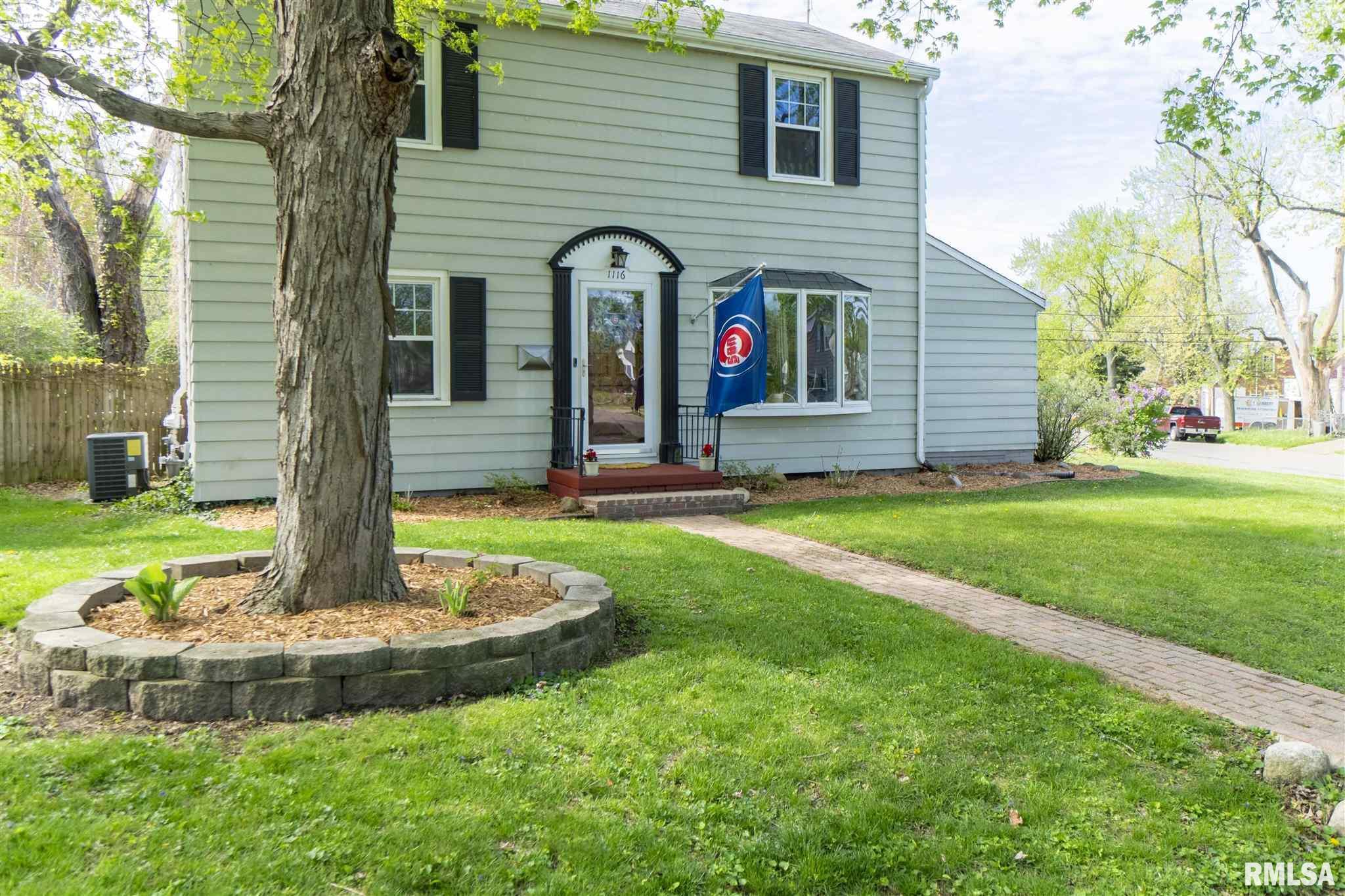 1116 E ELMHURST Property Photo - Peoria, IL real estate listing