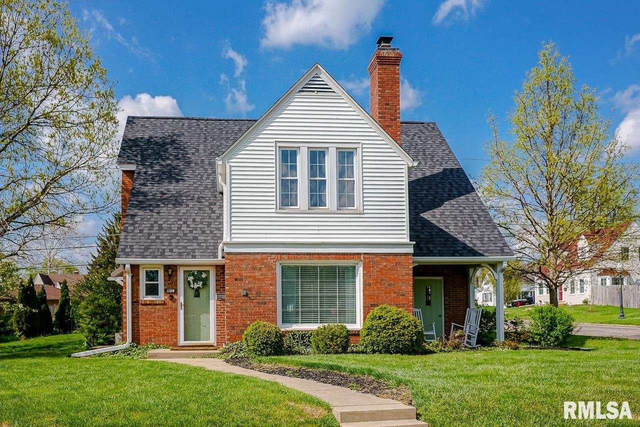 1109 E NORWOOD Property Photo - Peoria, IL real estate listing