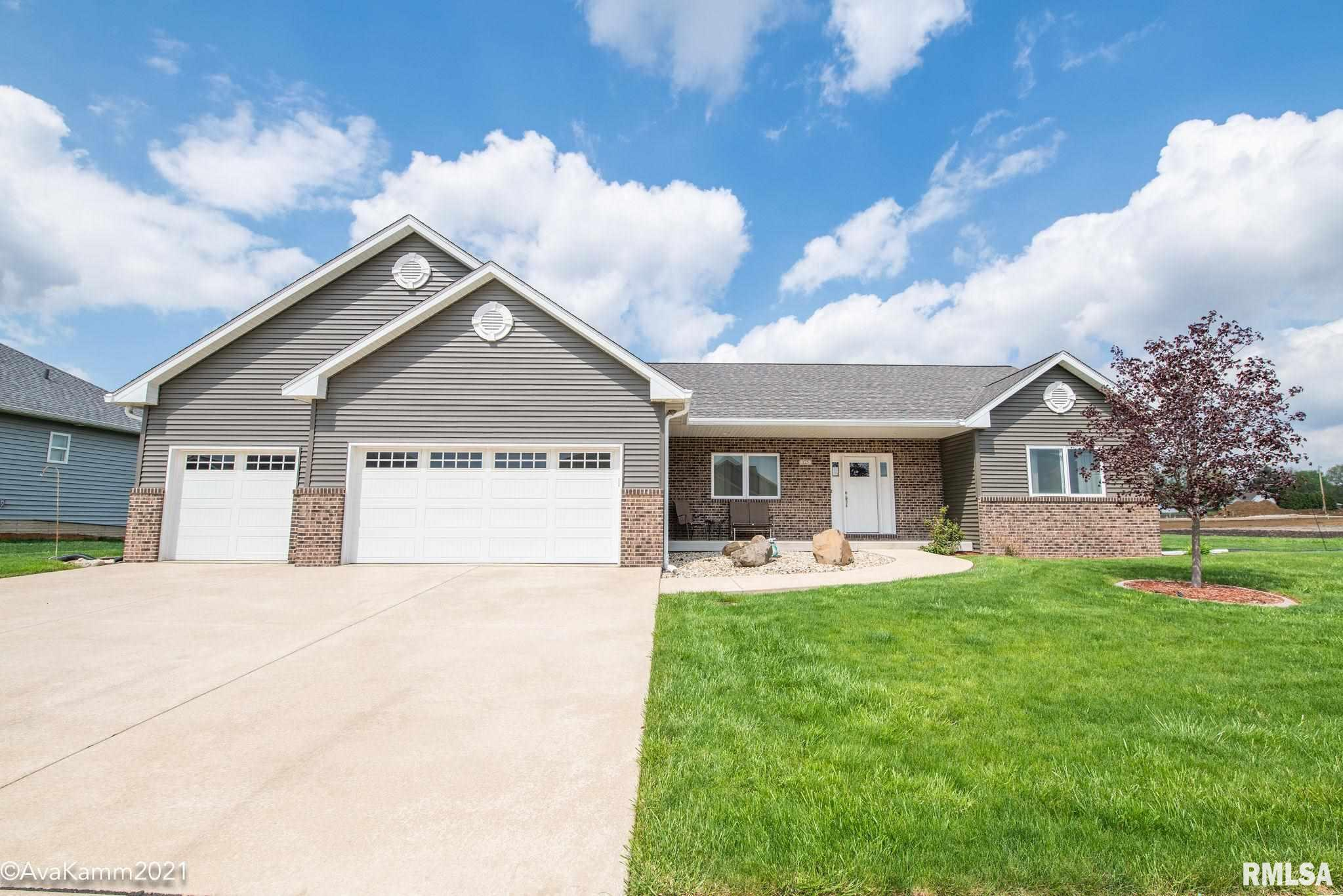 125 E Margarete Property Photo - Tremont, IL real estate listing