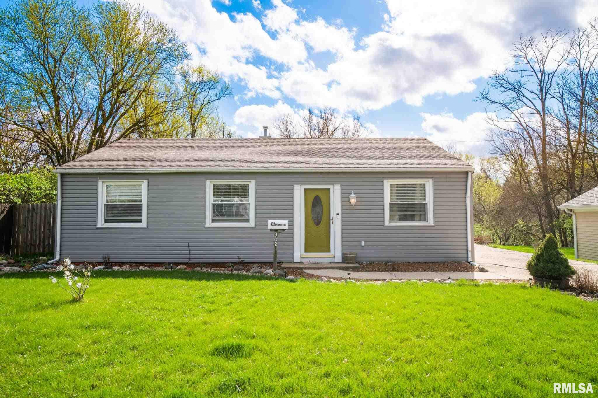 302 JOLIET Property Photo - Marquette Heights, IL real estate listing