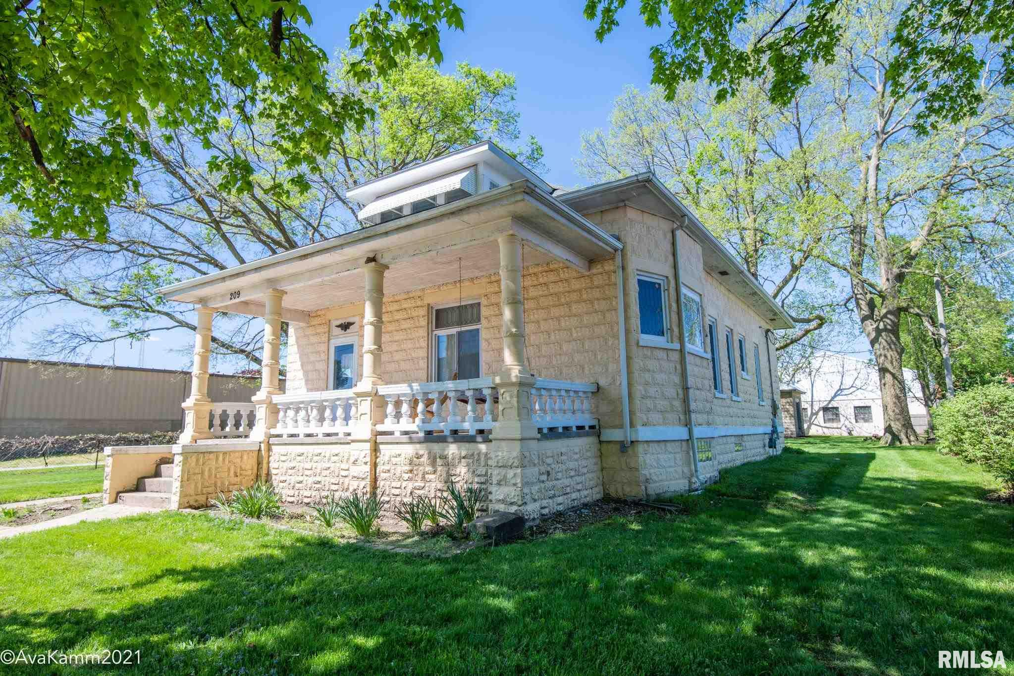 209 S JAMES Property Photo - Tremont, IL real estate listing