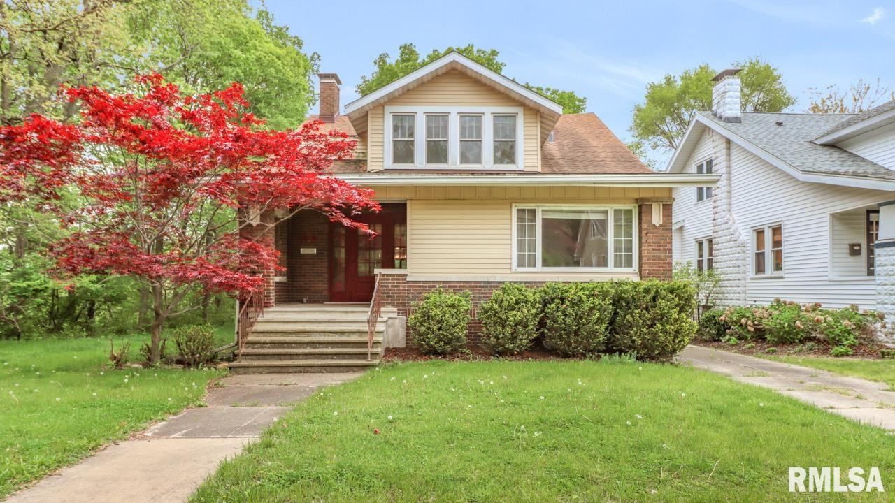 1344 E HILLCREST Property Photo - Peoria, IL real estate listing