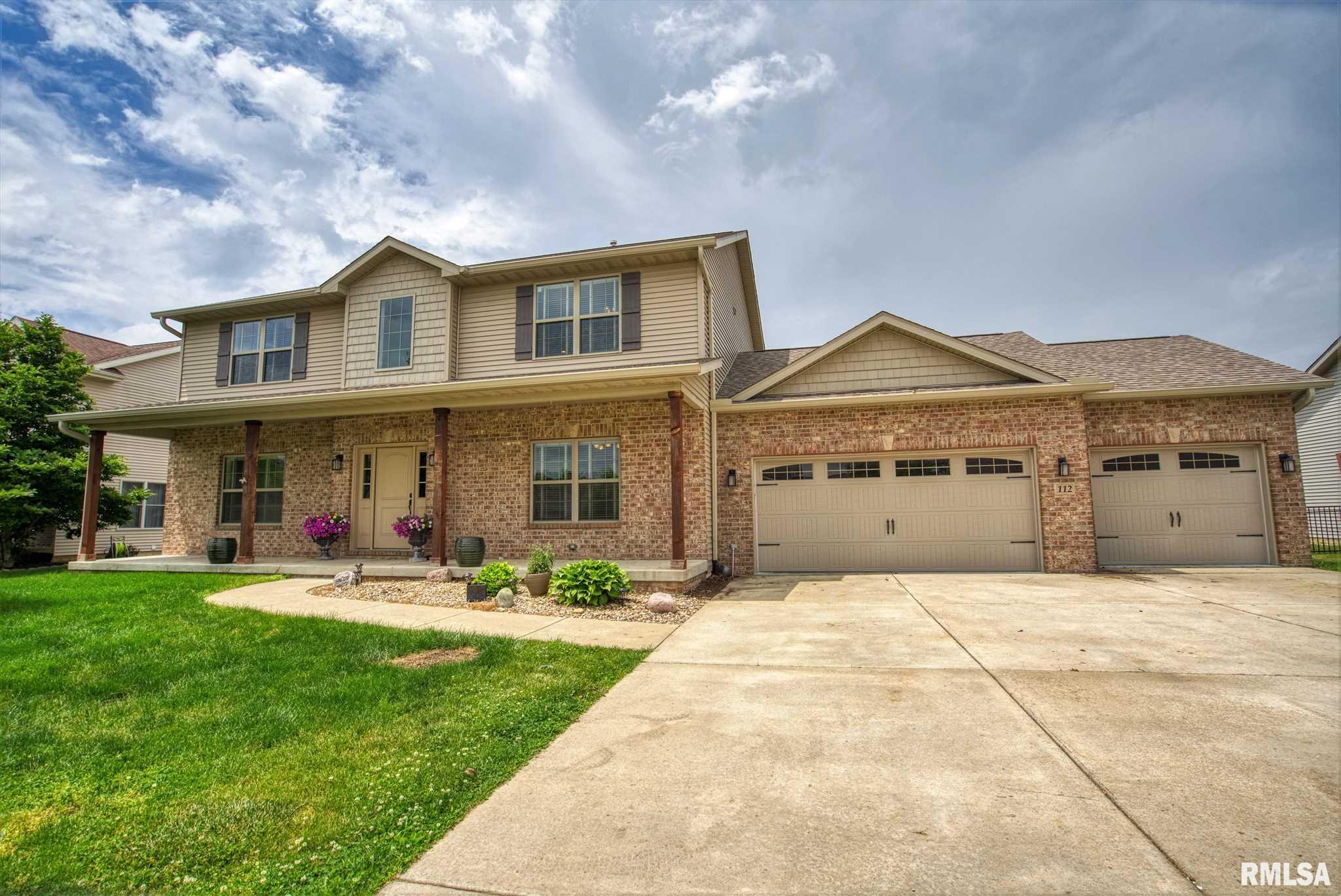 112 WHISTLING STRAIT Property Photo - Washington, IL real estate listing