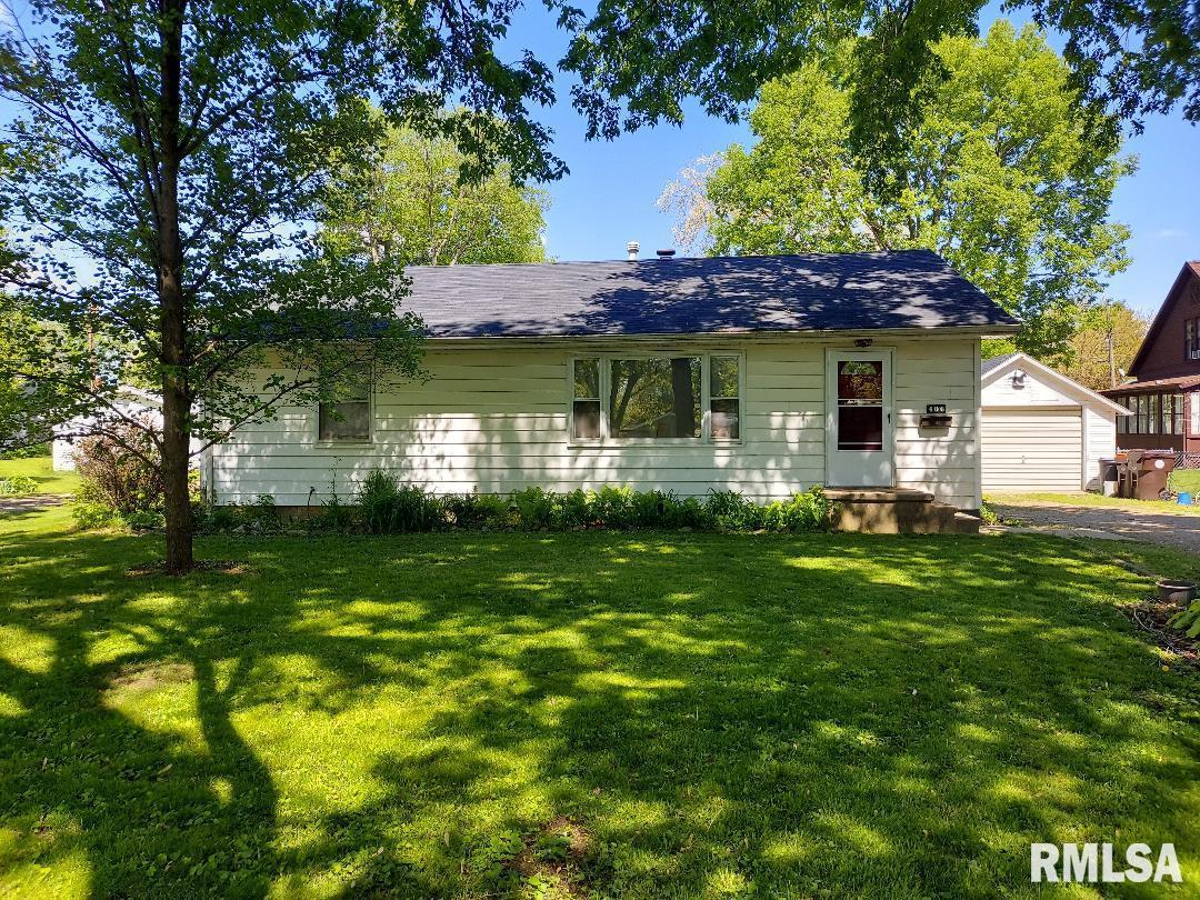 406 MONROE Property Photo - Henry, IL real estate listing