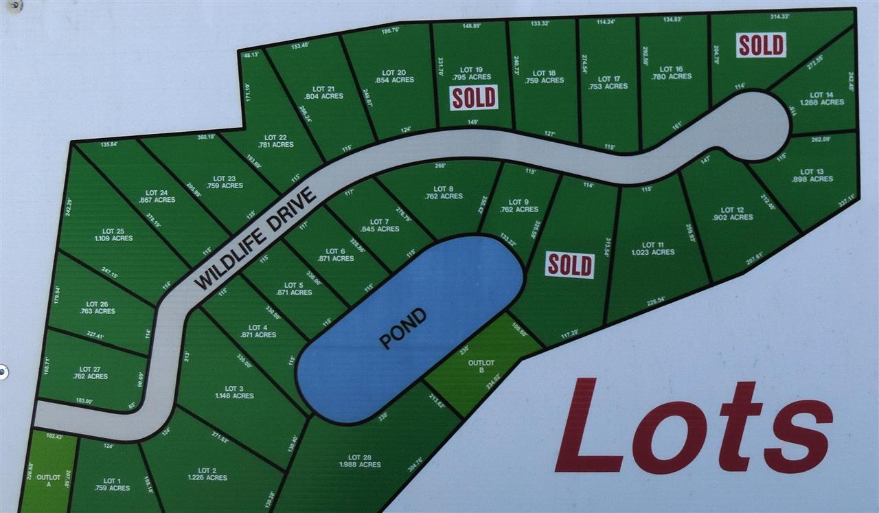 1521 WILDLIFE Property Photo - Blue Grass, IA real estate listing