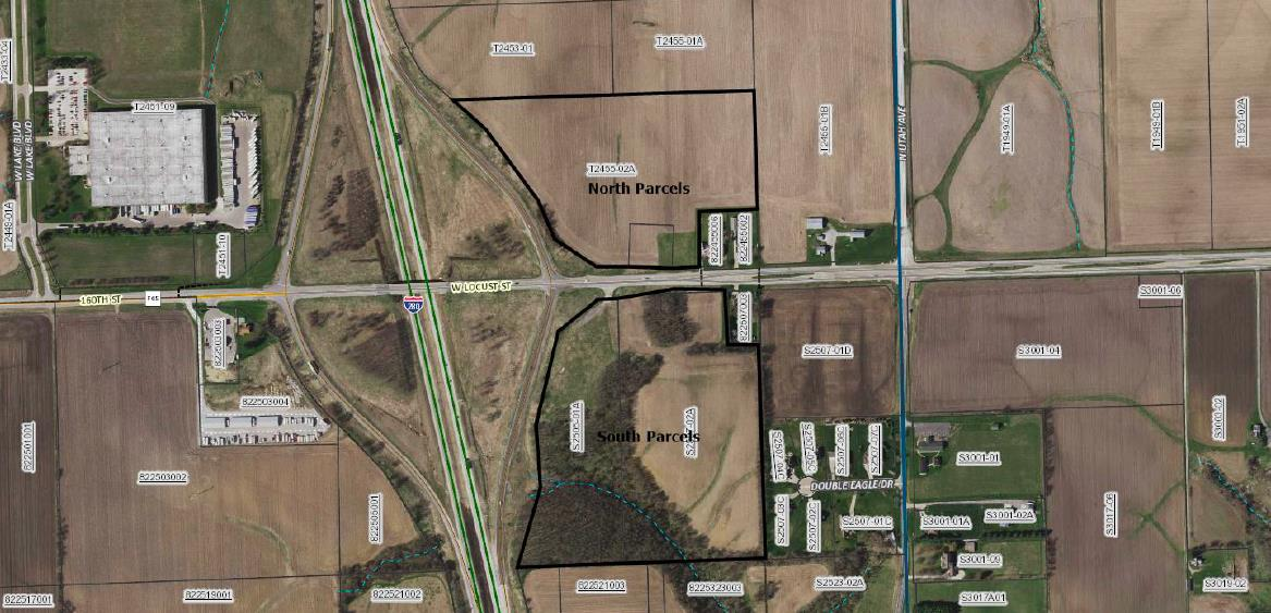 0 W LOCUST Property Photo - Davenport, IA real estate listing