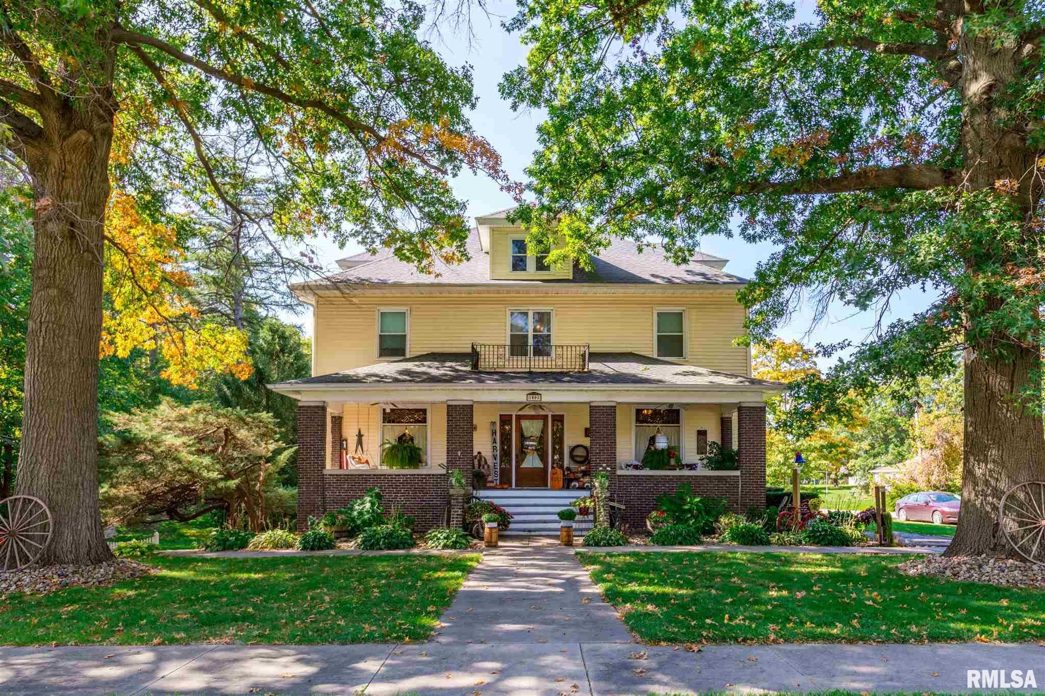1001 S COLLEGE Property Photo - Aledo, IL real estate listing