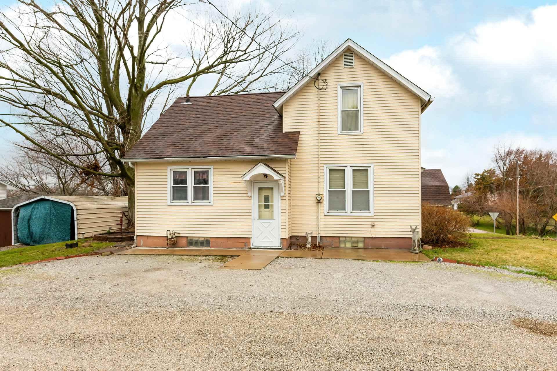201 W MEUSE Property Photo - Blue Grass, IA real estate listing