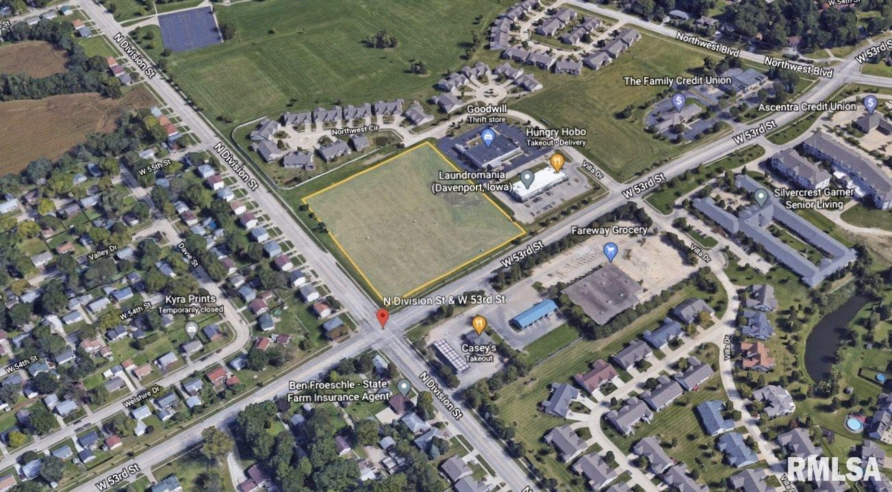 0 53RD Property Photo - Davenport, IA real estate listing