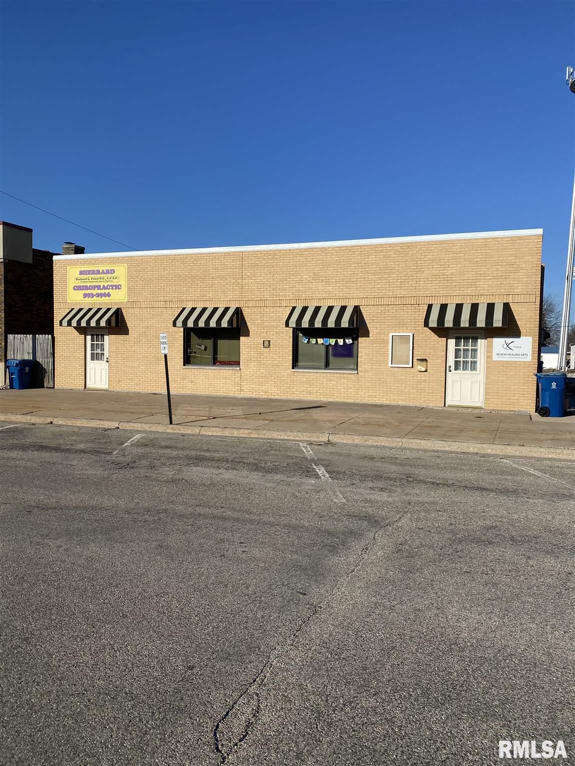 405 3RD Property Photo - Sherrard, IL real estate listing