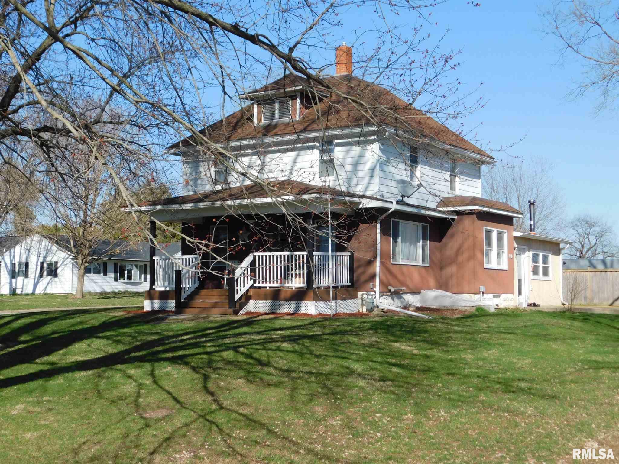 110 PLUM Property Photo - Tipton, IA real estate listing