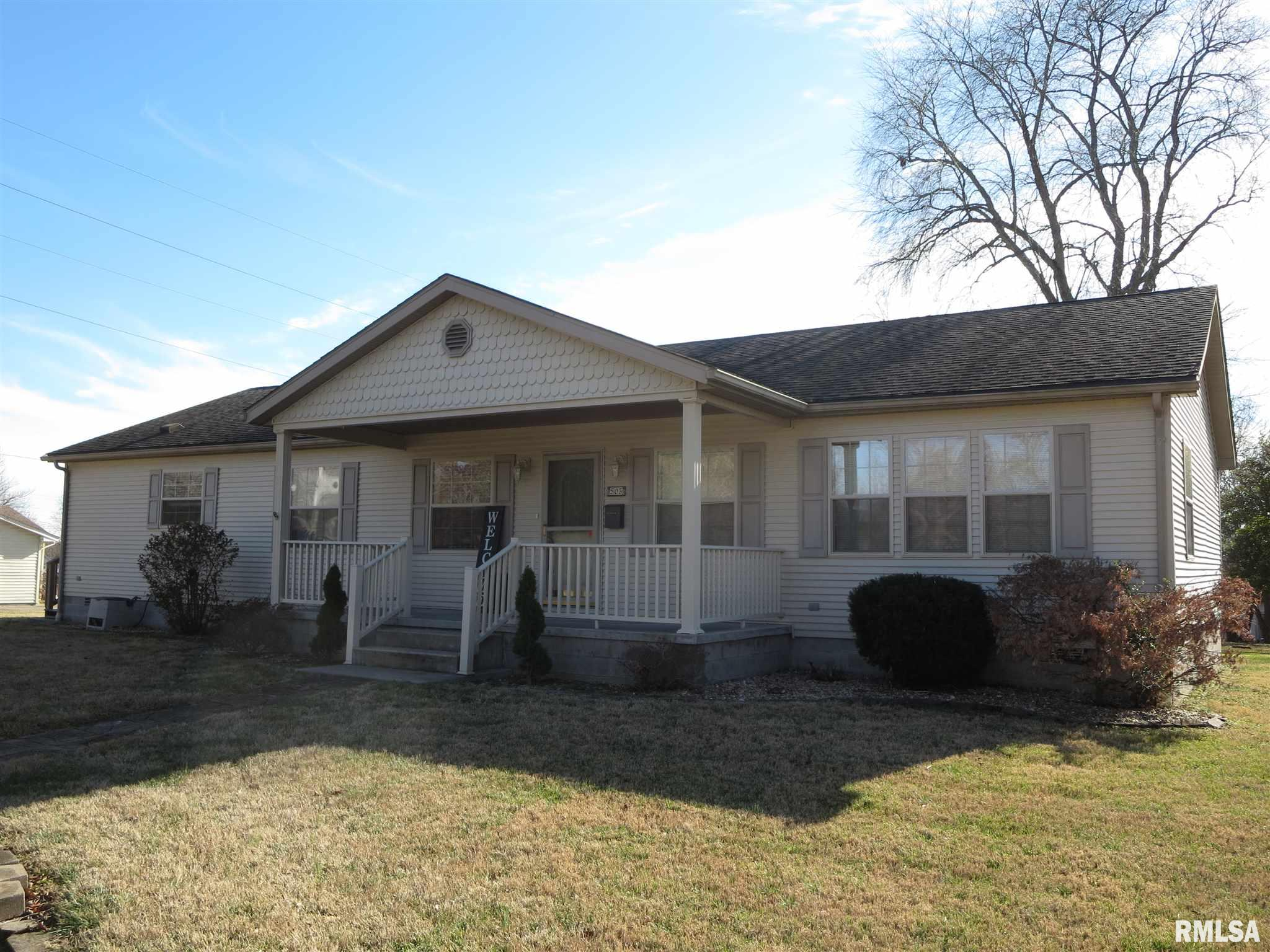 503 E 15TH Property Photo - Johnston City, IL real estate listing