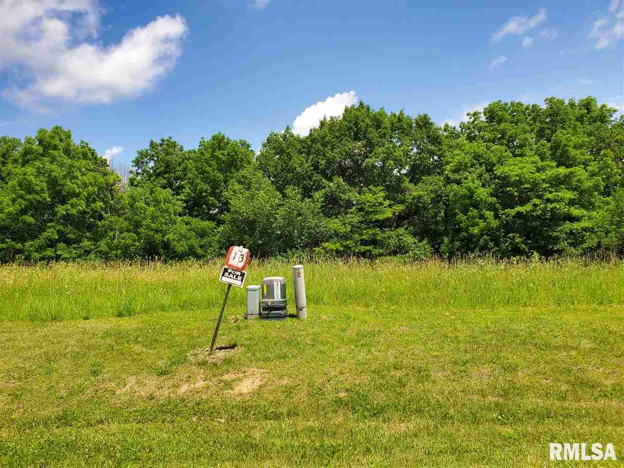 TBD Lot #13 POWELL Property Photo - Savanna, IL real estate listing