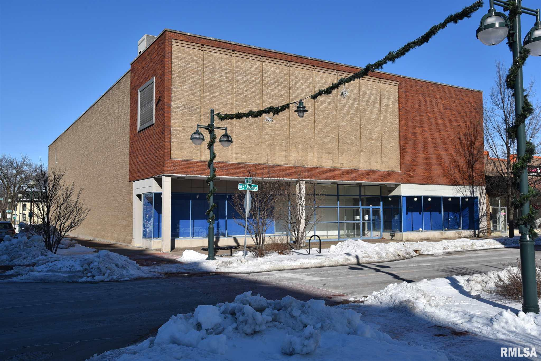 1701 5TH Property Photo - Moline, IL real estate listing