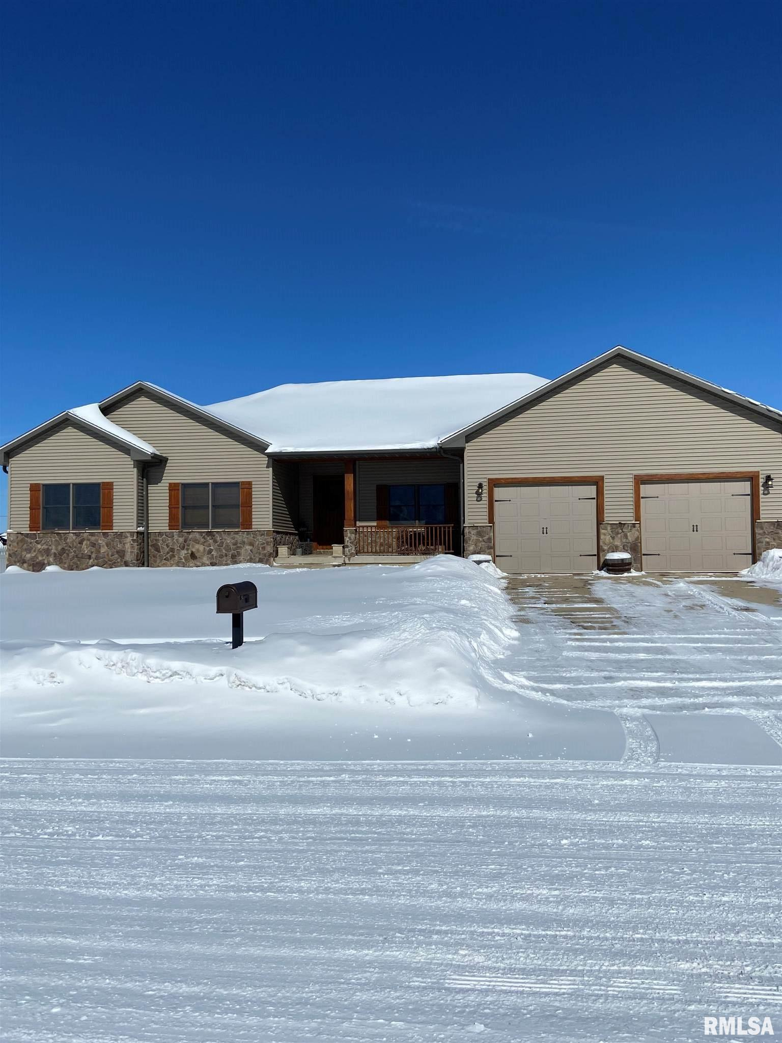 1516 MACKIN Property Photo - De Witt, IA real estate listing