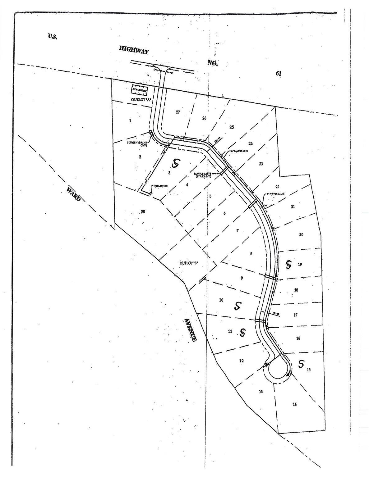1520 WILDLIFE Property Photo - Blue Grass, IA real estate listing