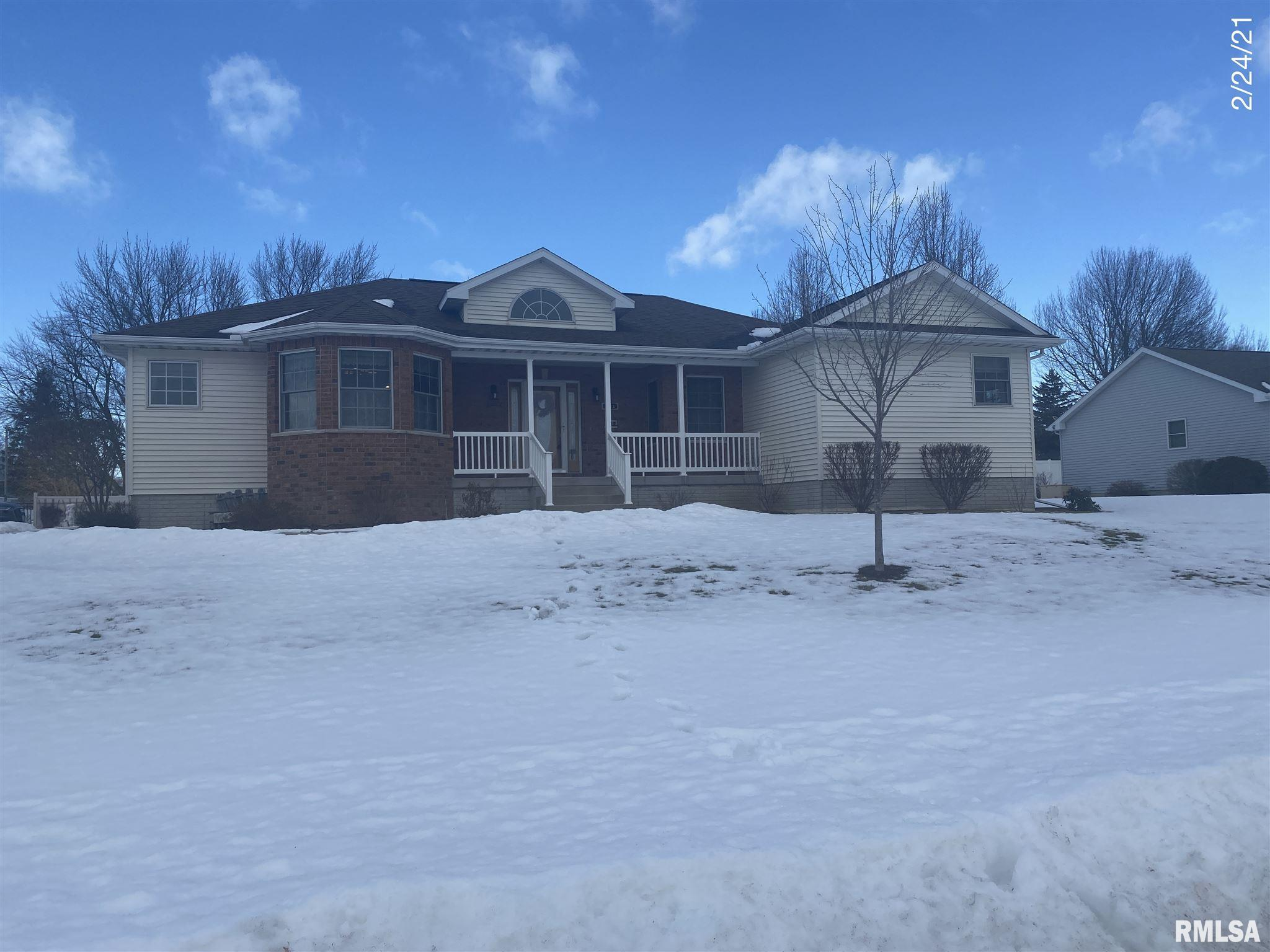 201 MAPLE Property Photo - Cambridge, IL real estate listing