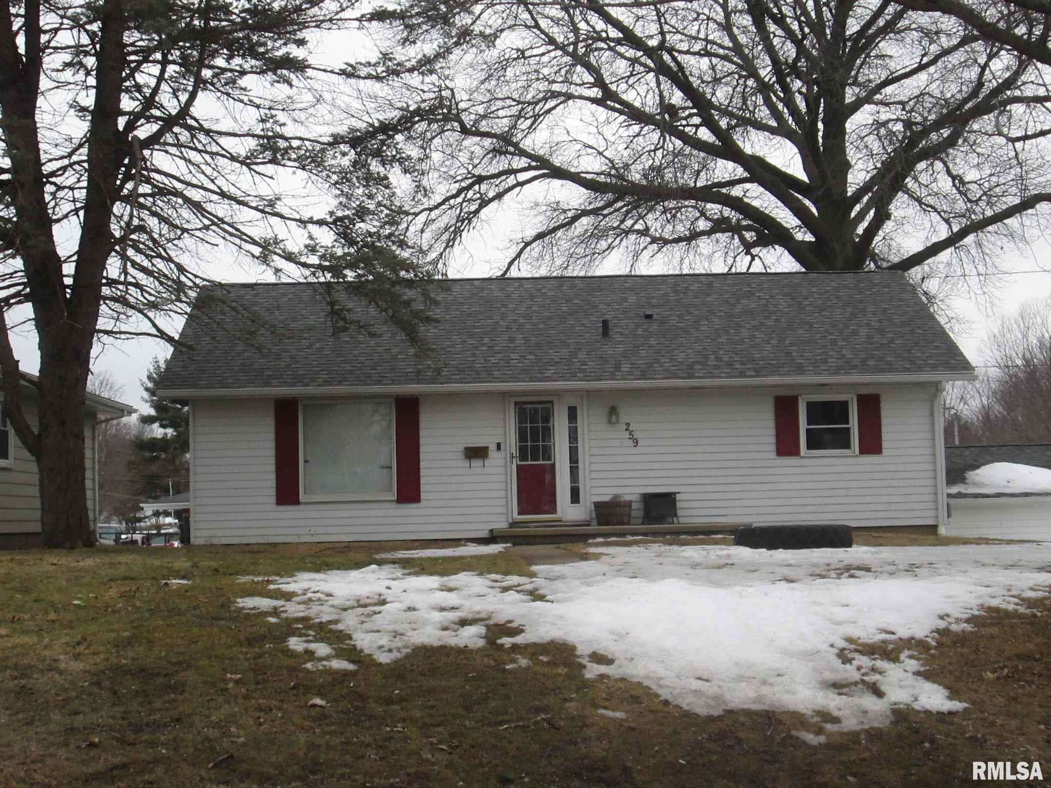 259 BEACH Property Photo - Kewanee, IL real estate listing