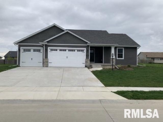 343 HILLSIDE Property Photo - Eldridge, IA real estate listing
