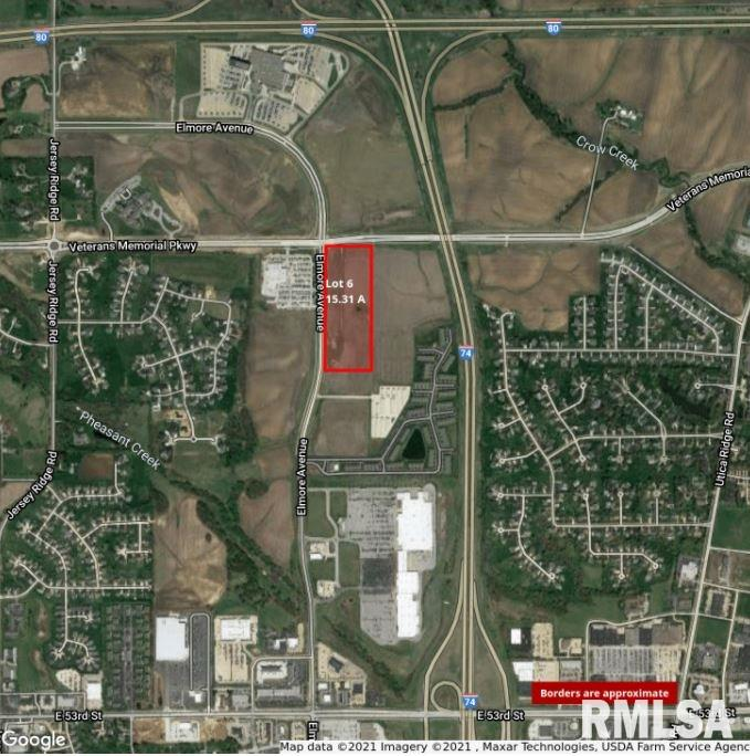0 ELMORE Property Photo - Davenport, IA real estate listing