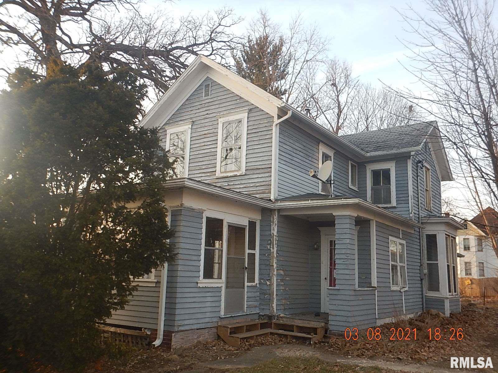 319 W JEFFERSON Property Photo - Toulon, IL real estate listing