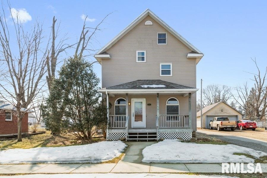 407 CLINTON Property Photo - Grand Mound, IA real estate listing