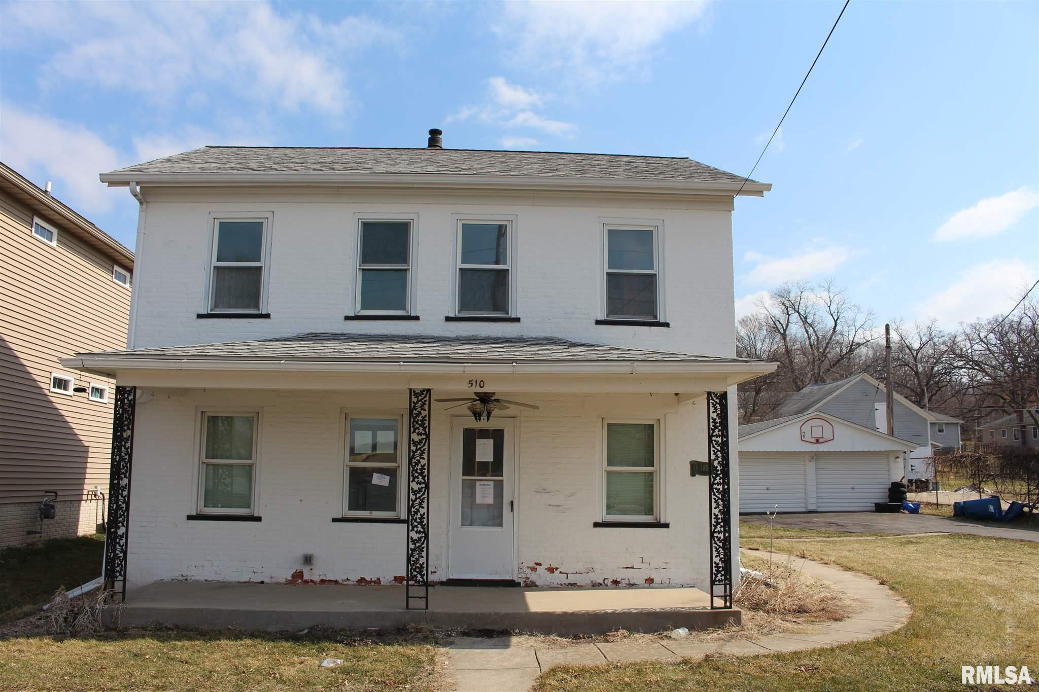 510 N MAIN Property Photo - Port Byron, IL real estate listing
