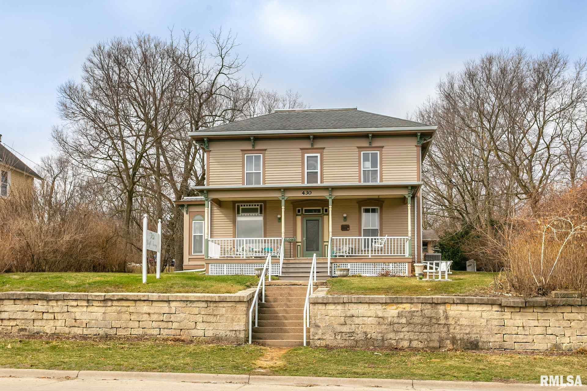 430 N CODY Property Photo - Le Claire, IA real estate listing
