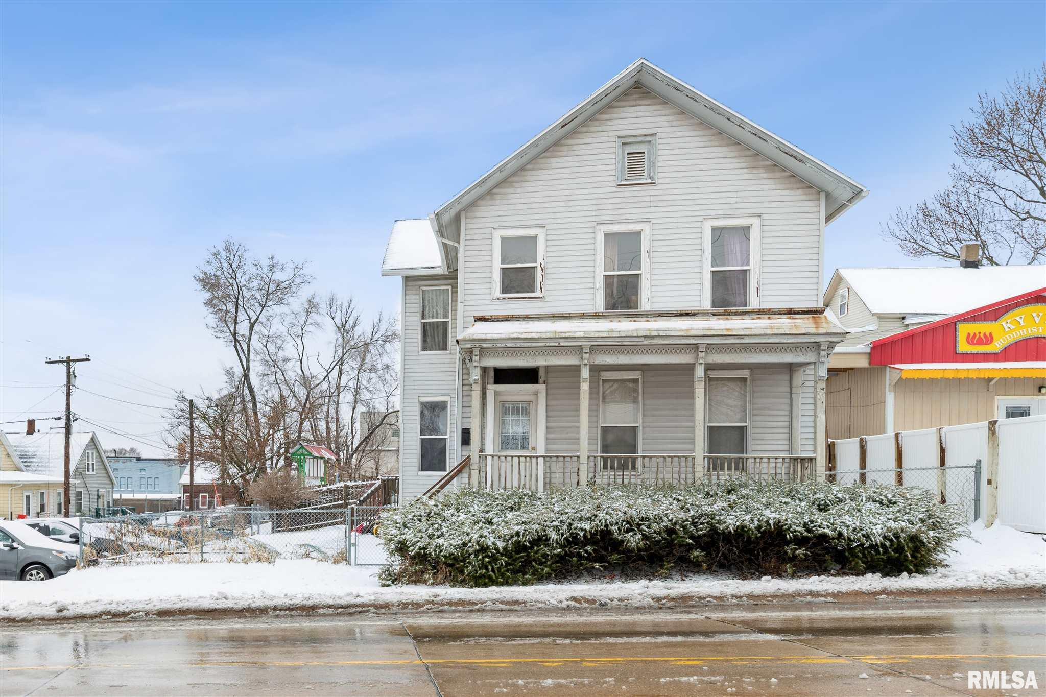 422 N MARQUETTE Property Photo - Davenport, IA real estate listing