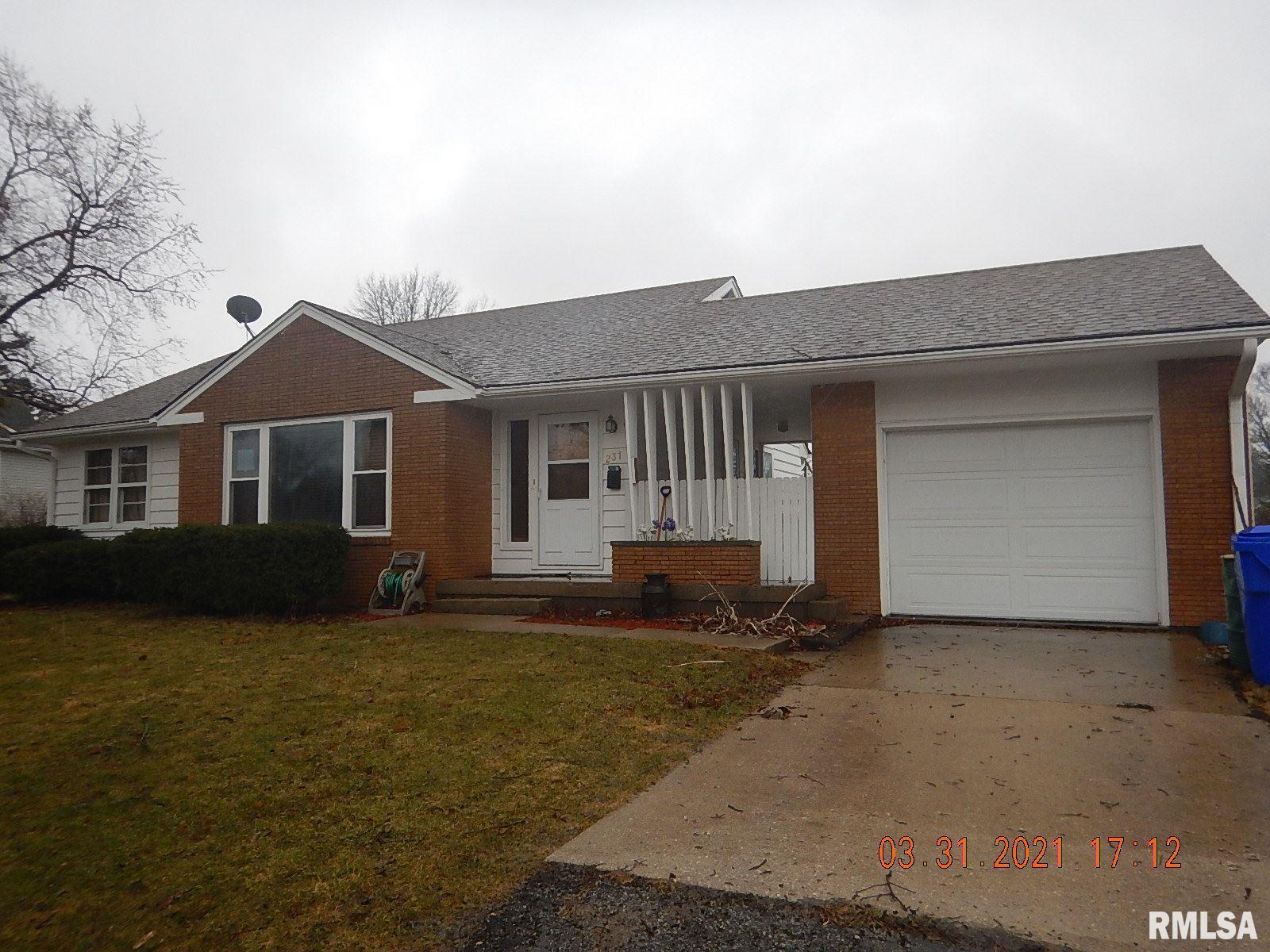 231 EDWARDS Property Photo - Kewanee, IL real estate listing