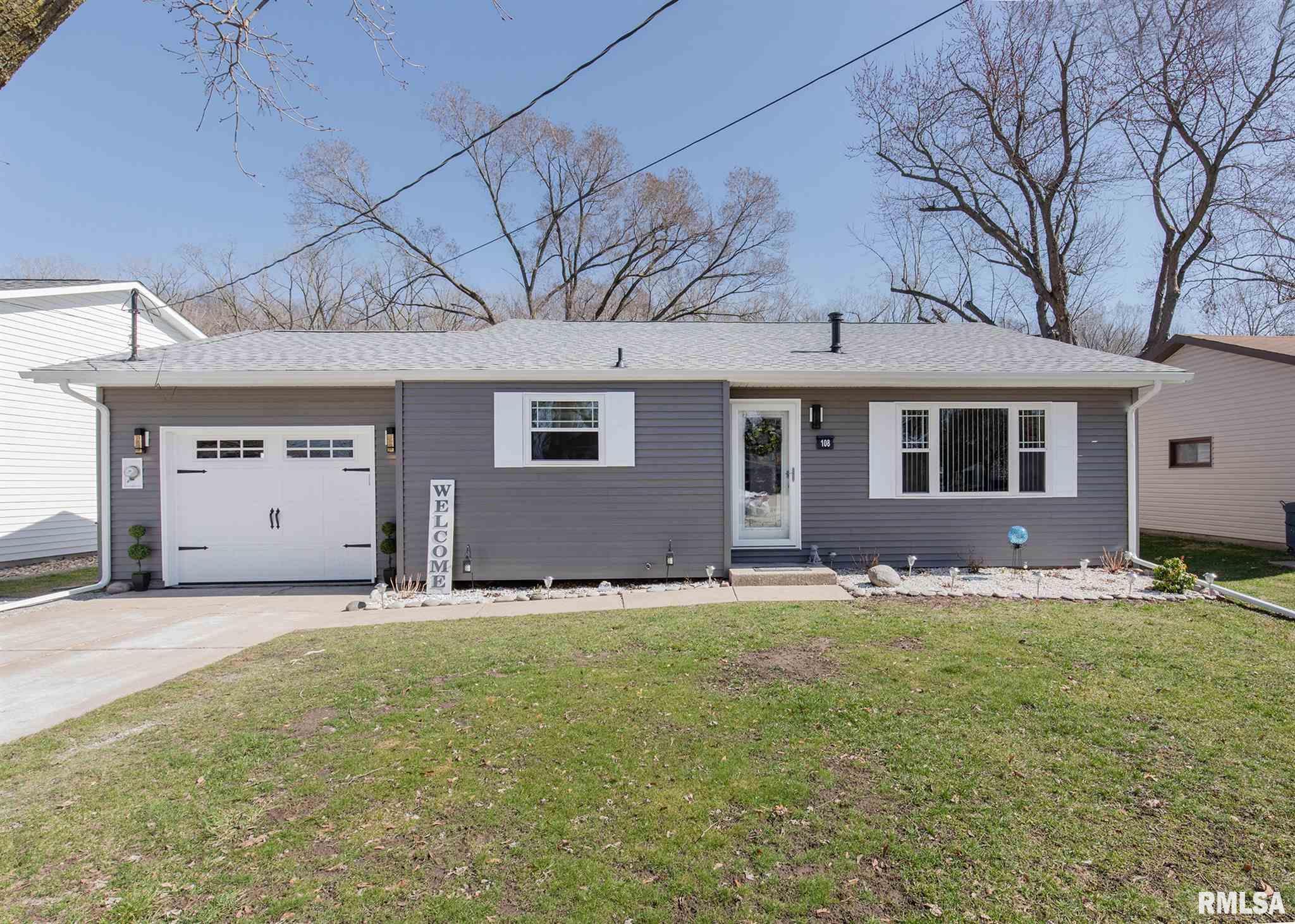 108 3RD Property Photo - Hampton, IL real estate listing