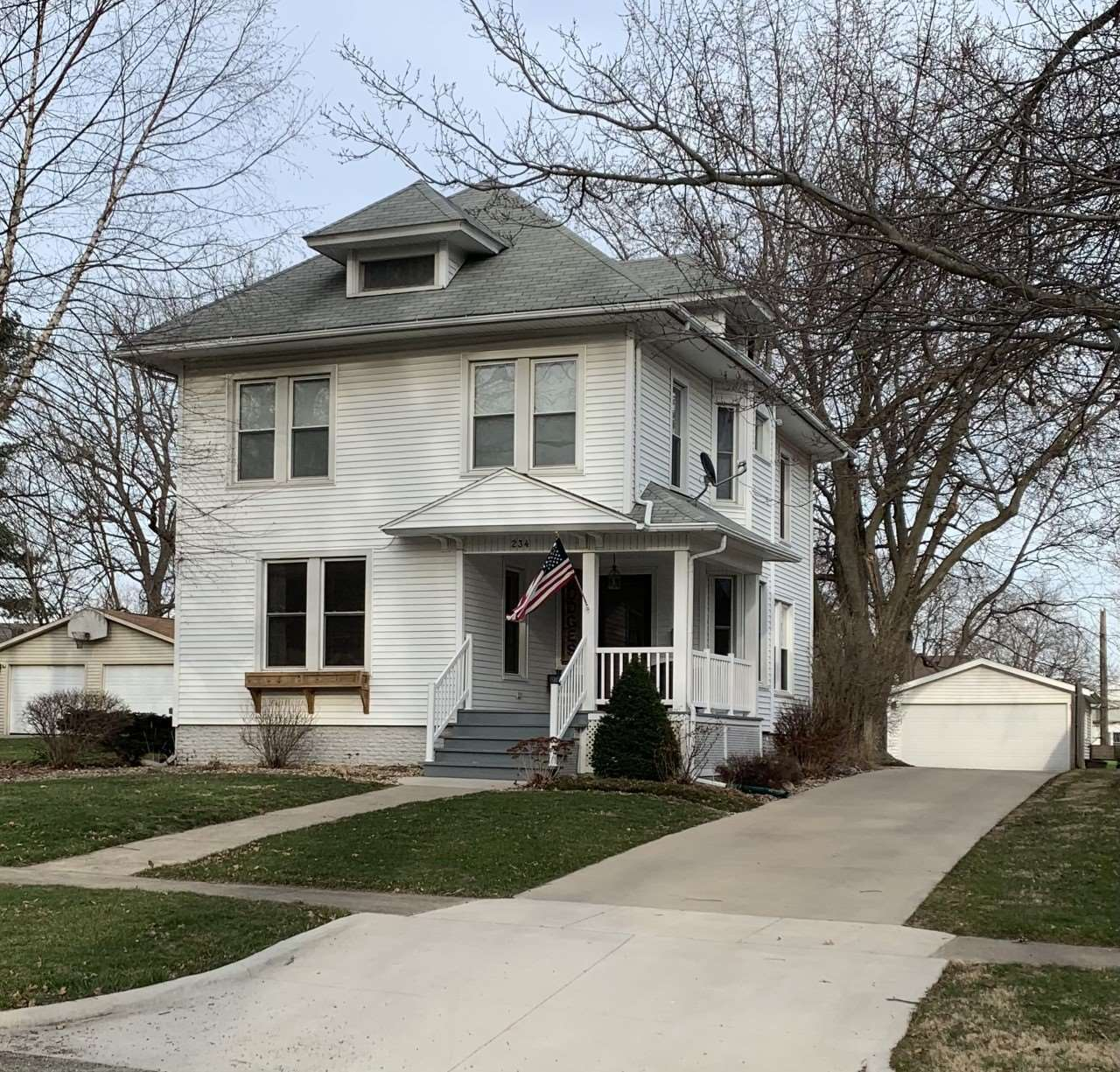 234 S CHESTNUT Property Photo - Kewanee, IL real estate listing