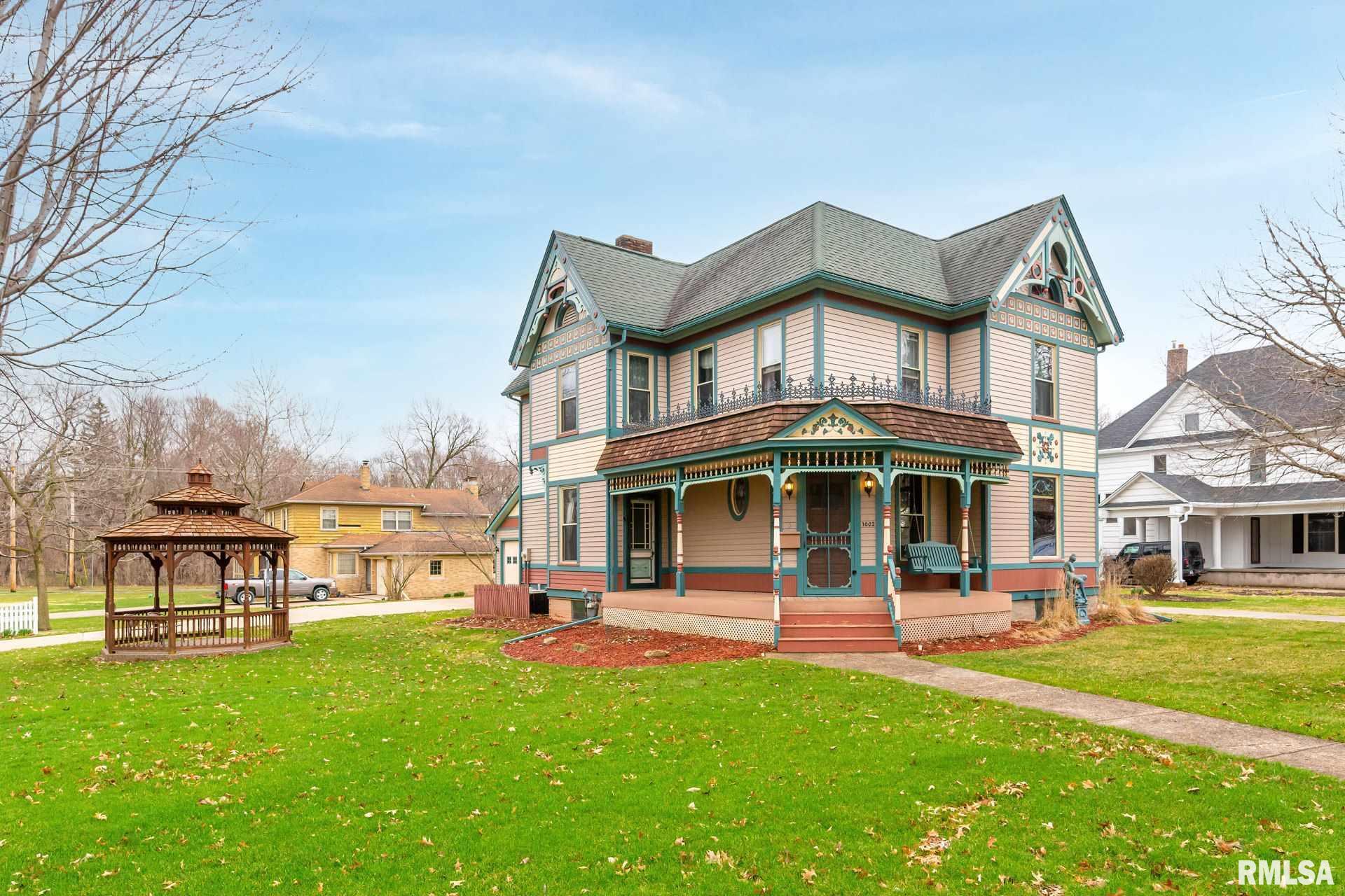 1002 S COLLEGE Property Photo - Aledo, IL real estate listing