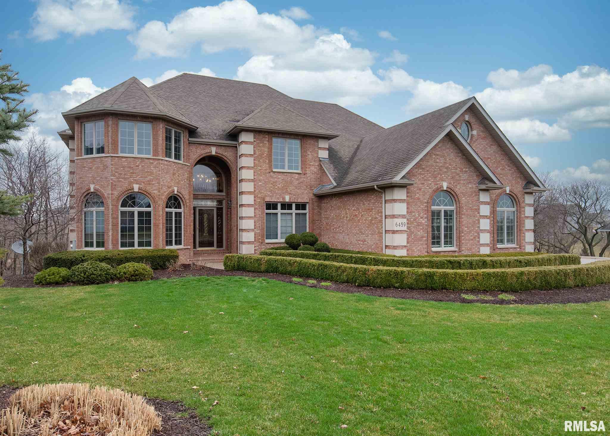 6489 EAGLE RIDGE Property Photo - Bettendorf, IA real estate listing