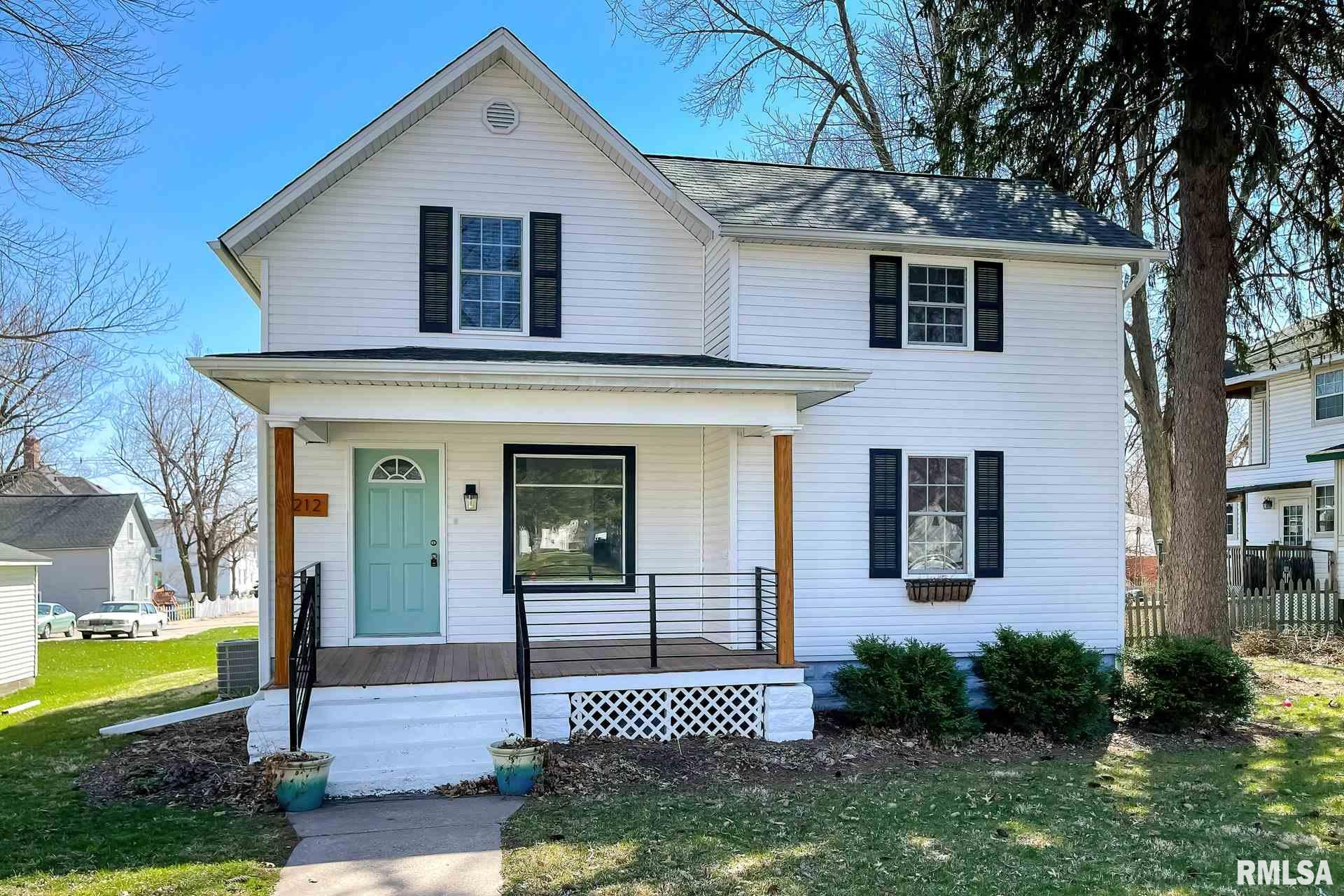 212 W 6TH Property Photo - Wilton, IA real estate listing